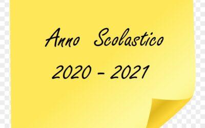Pubblicazione classi/sezioni a.s. 2020-2021