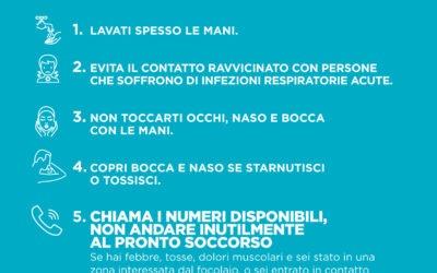 Regione Lazio: Covid 19