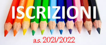 Iscrizioni a.s. 2021-2022